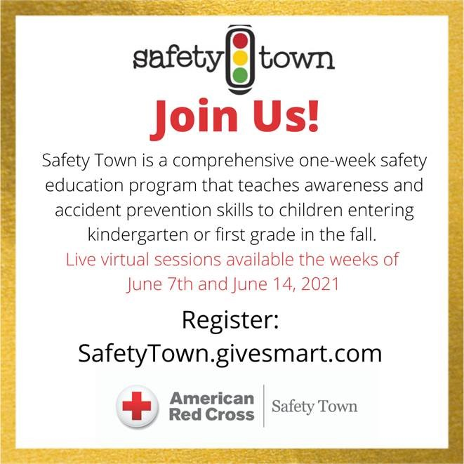 American Red Cross Safety Town